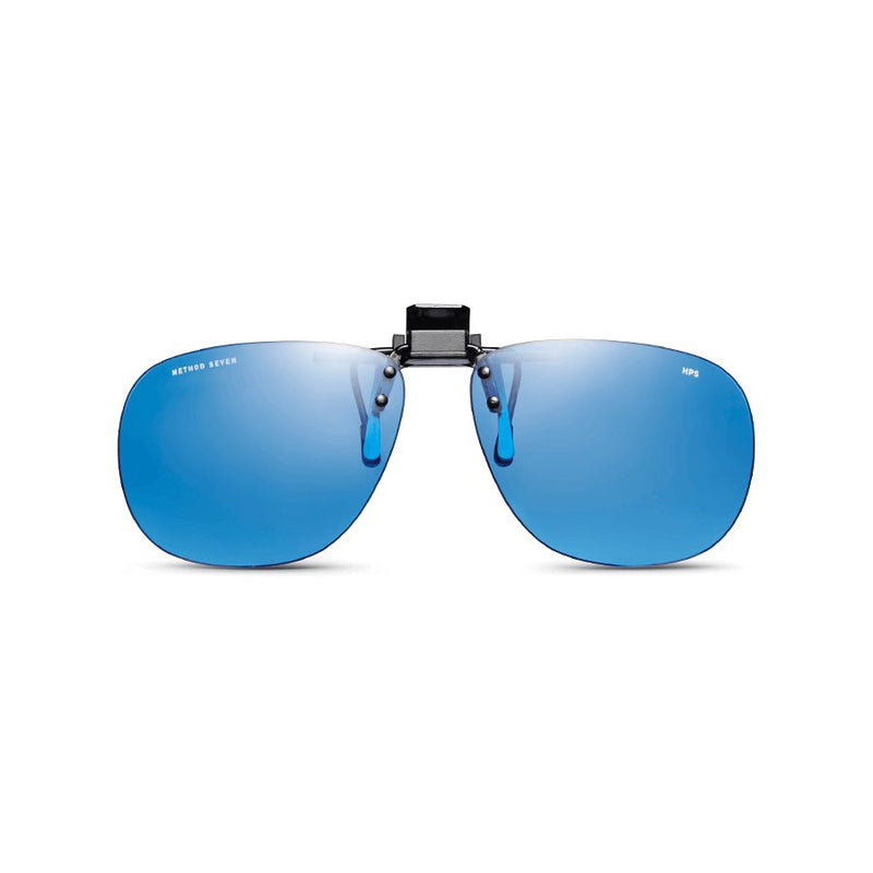 METHOD SEVEN LUNETTES AVIATOR HPS CLIP-ON