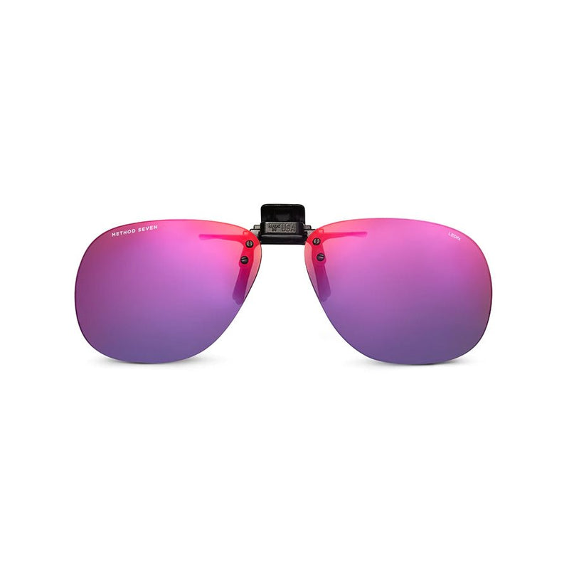 METHOD SEVEN  LUNETTE AVIATOR FX CLIP ON