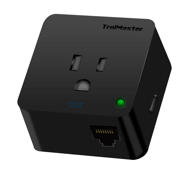 TROLMASTER Station de dispositifs CO2 Hydro-X