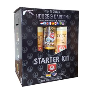 HOUSE & GARDEN   STARTER KIT   SOIL