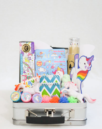 The Unicorn Busy Box