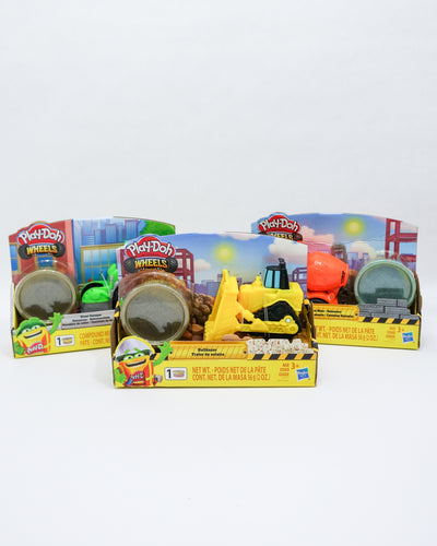 Play-Doh Wheels Mini Trucks