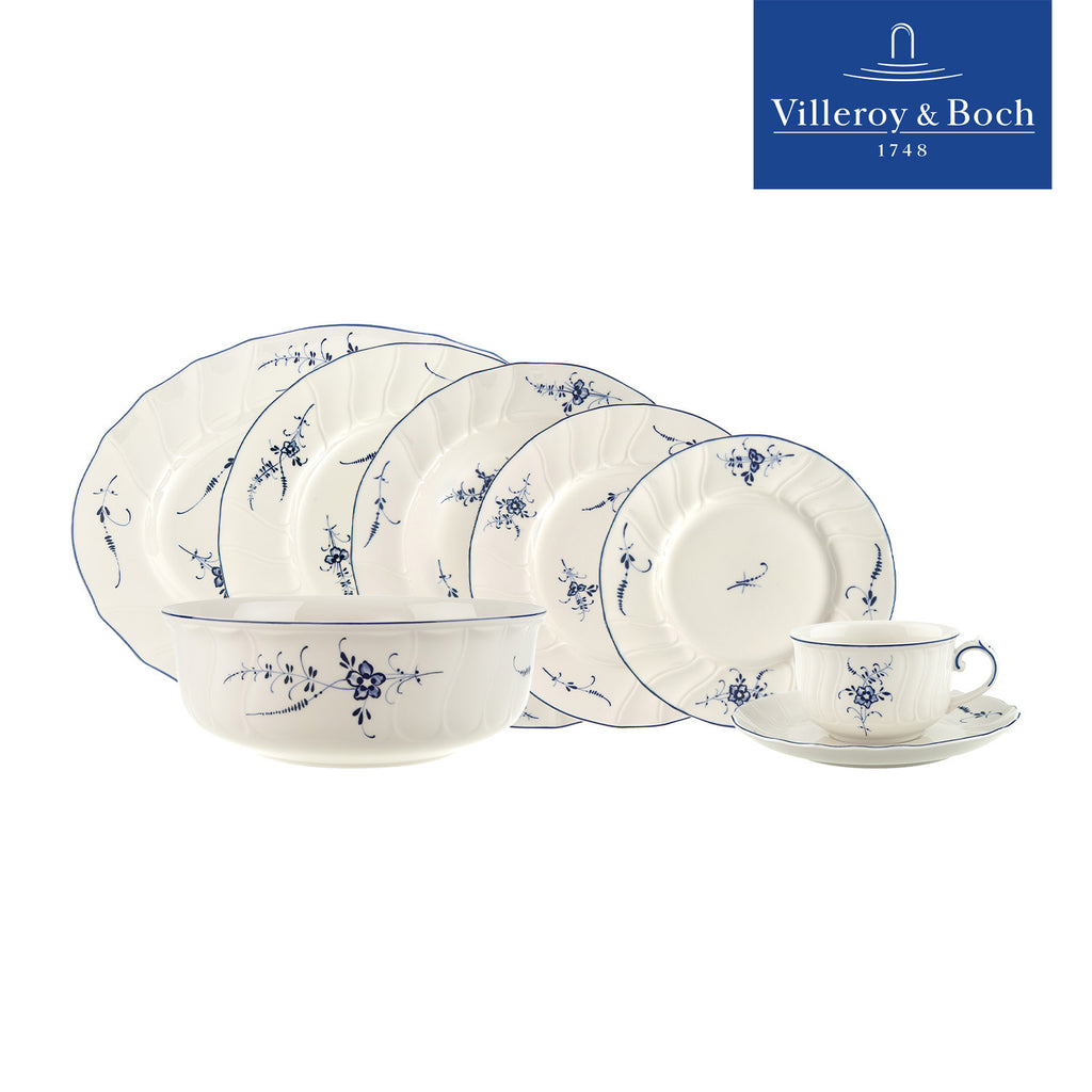 Dinner Set - Old Luxembourg - Villeroy & Boch - Set Of 38