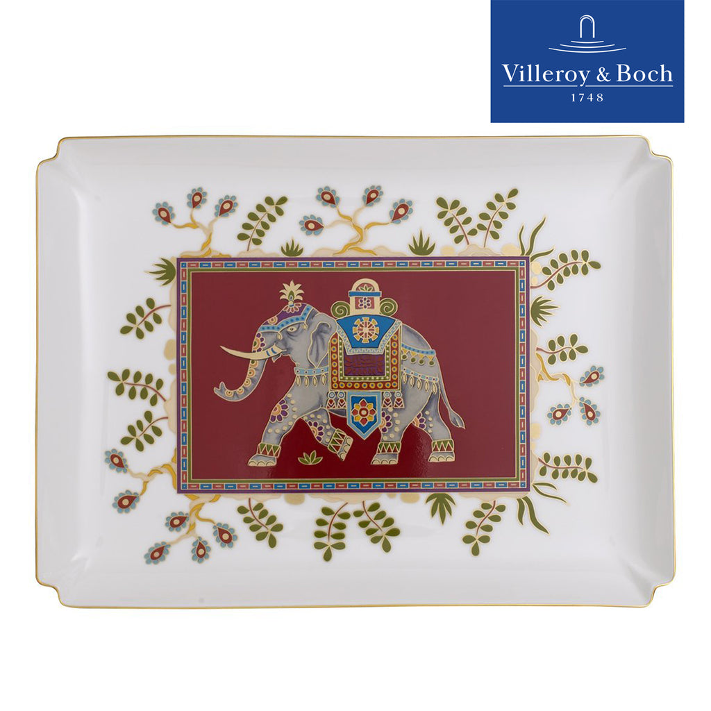 Decorative Plate -Samarkand Robin Gifts