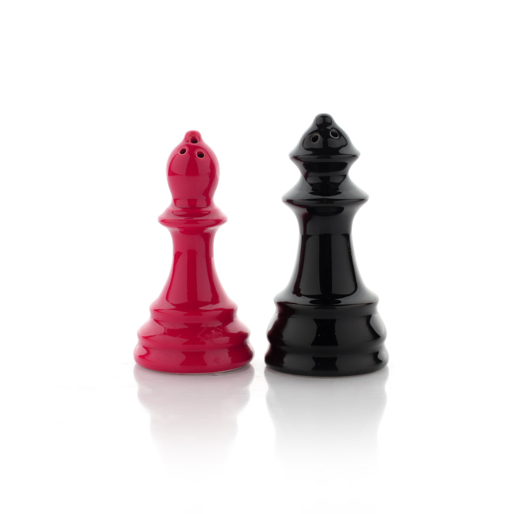 Salt And Pepper Set - Chess