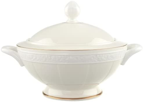 Soup Bowl With Cover - Ivoire - Villeroy & Boch