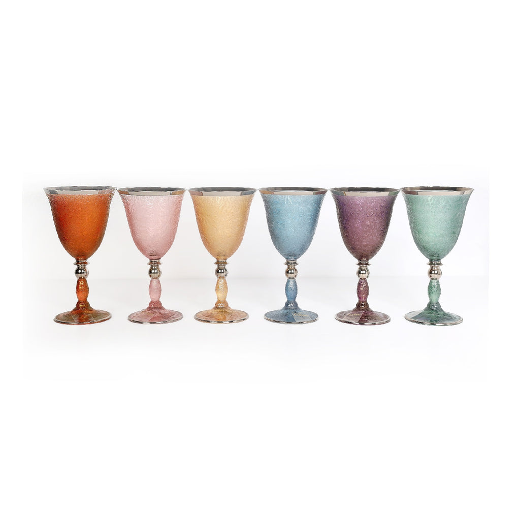 Small Glasses - Set Of 6
