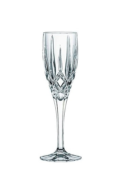 Crystal Glasses - Nobless - Set Of 6