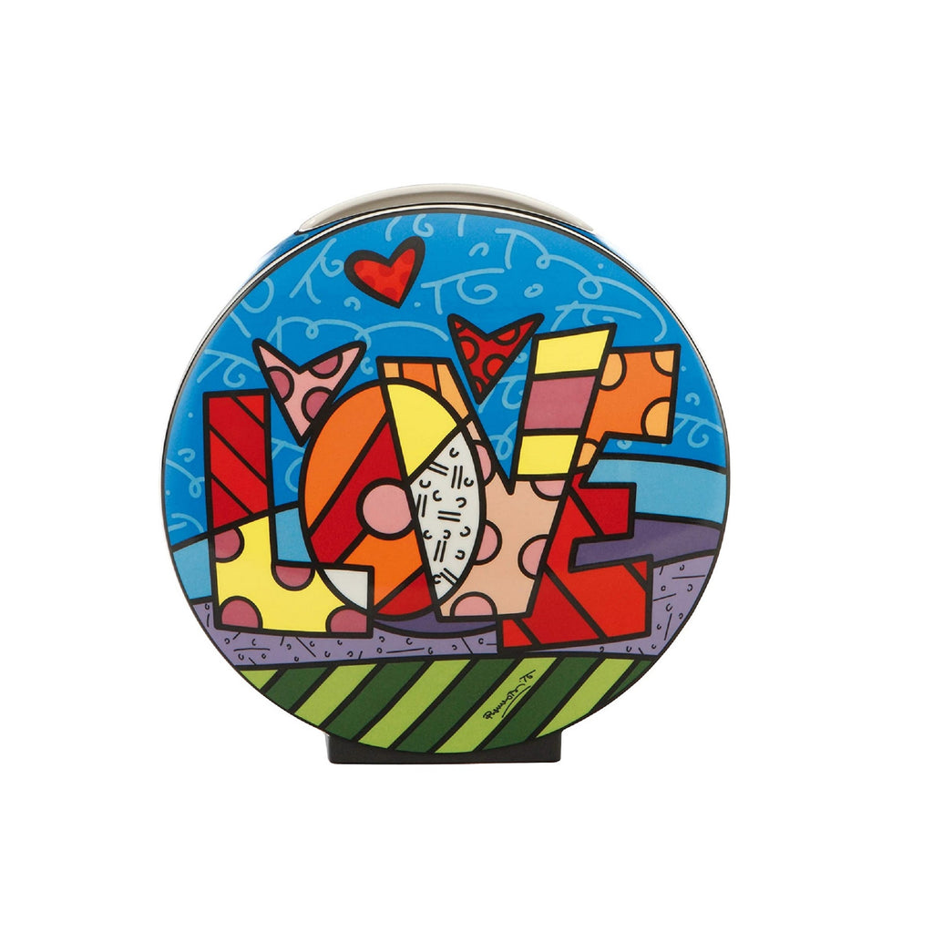 فازة بورسلان - Goebel Britto Love Design -