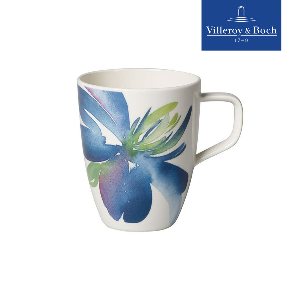 Mug - Artesano Flower Art - Villeroy & Boch - Set Of 6