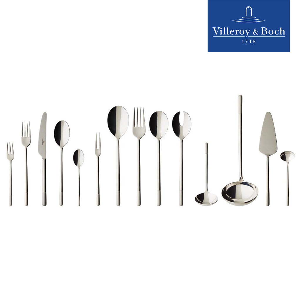 Ella Satin - Table Spoon Set - 12 Persons - 70 Pieces