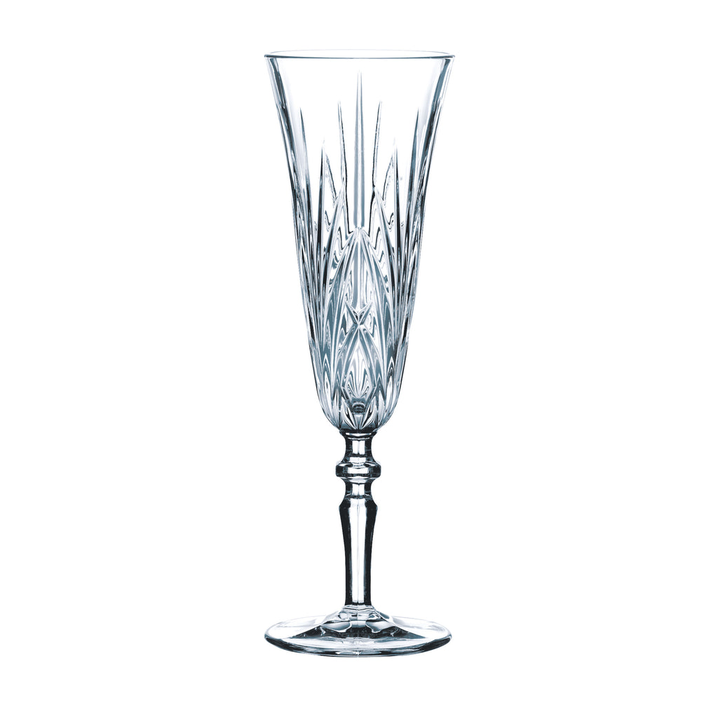 Premium Crystal Glasses - Palais - Set Of 12