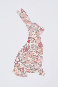Magnificent Stanley Tee Bunny T-Shirt in Choice of Liberty Print