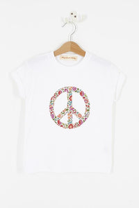 Magnificent Stanley Tee Peace T-Shirt in choice of Liberty Print