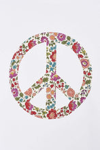 Load image into Gallery viewer, Magnificent Stanley Tee Peace T-Shirt in choice of Liberty Print