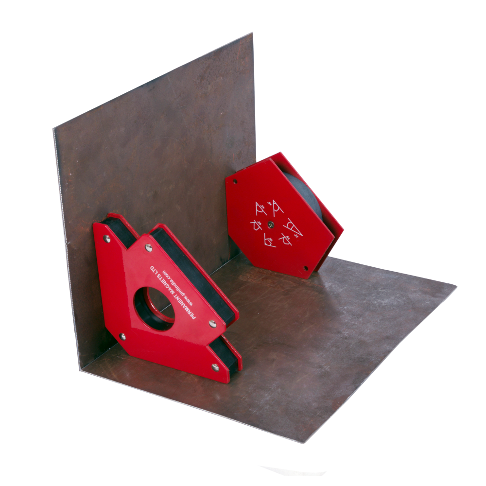 Multi Angle Magnetic Welding Clamp application-8