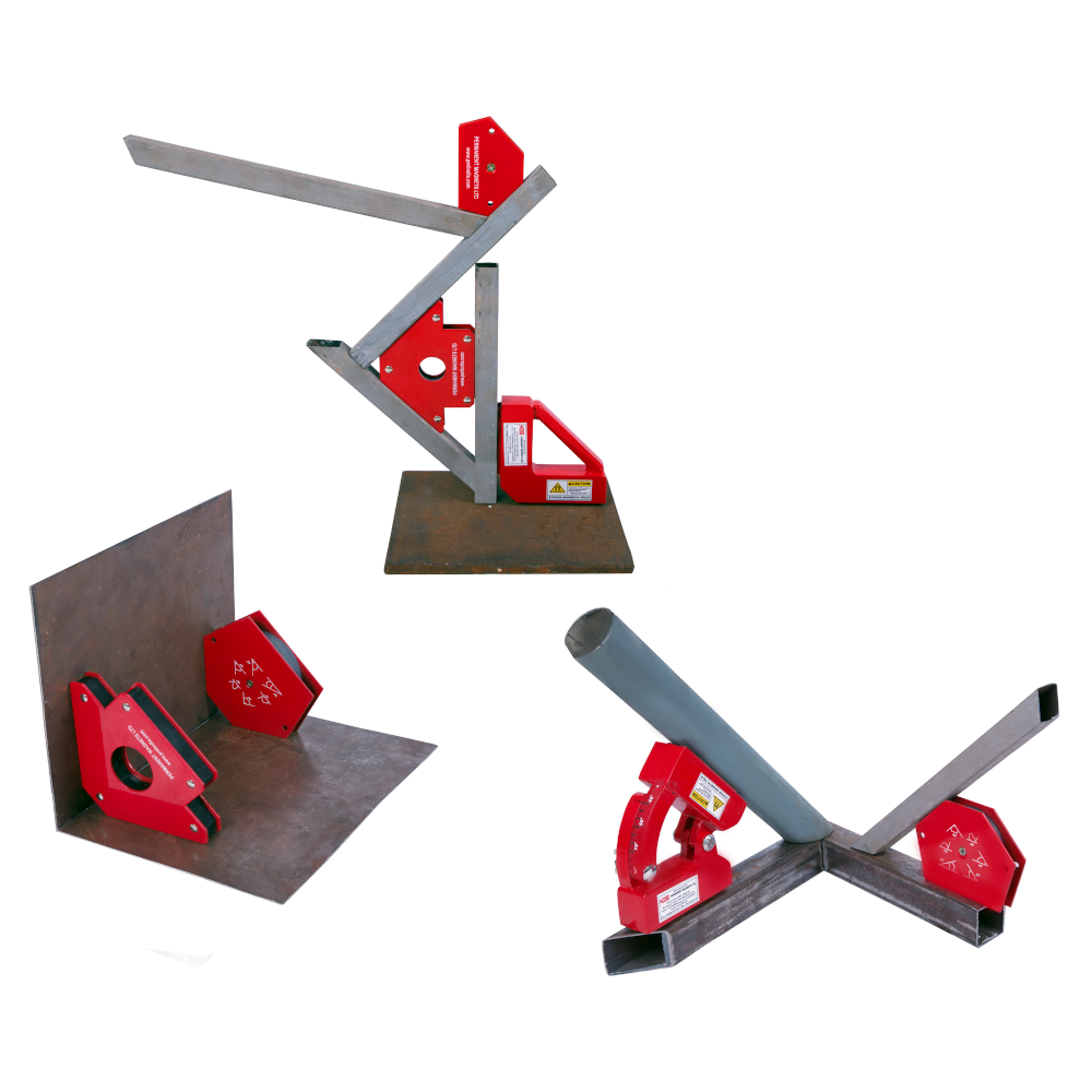 Multi Angle Magnetic Welding Clamp application-6