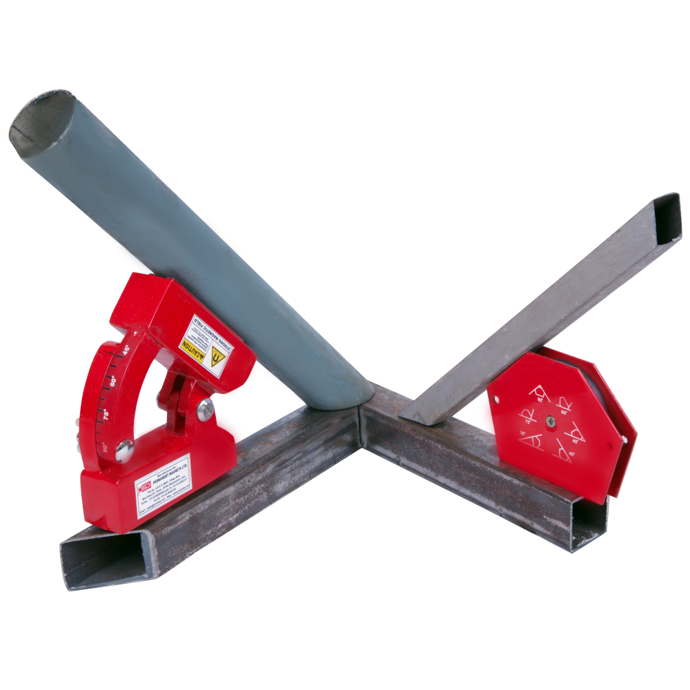 Multi Angle Magnetic Welding Clamp application-5