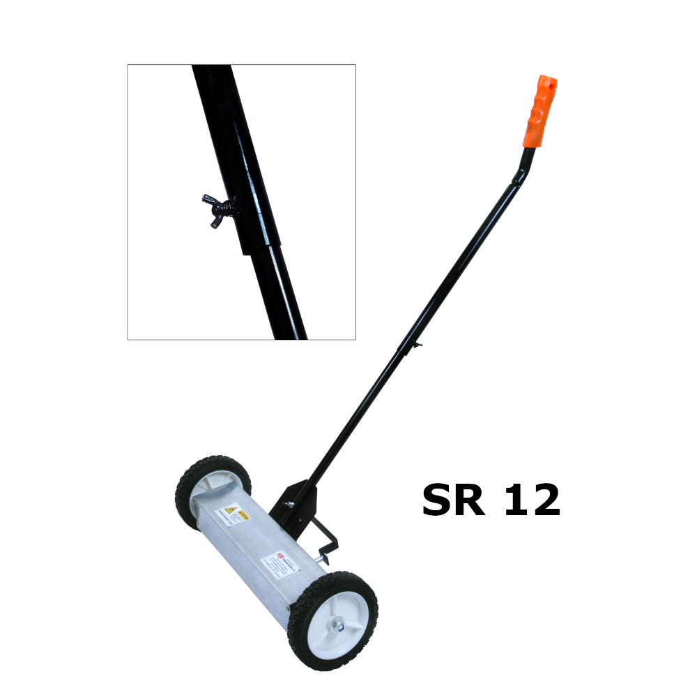 Magnetic Sweeper SR 12 attachment1