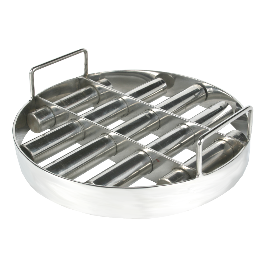 Food industry Magnetic grill