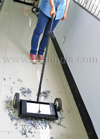 Magnetic Sweeper Permanent Magnets Ltd