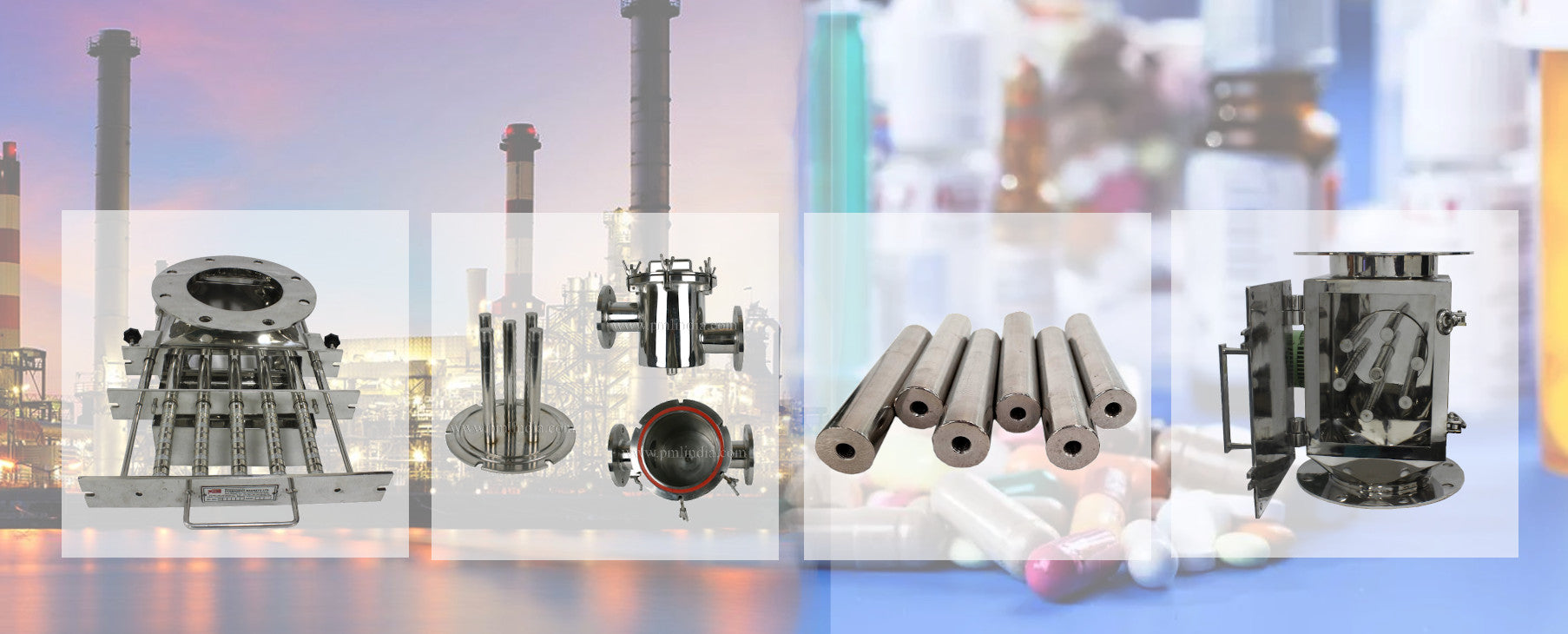 Pharma & Chemical industry background Image