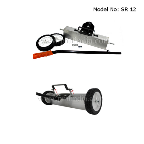 Magnetic Sweeper SR2 parts
