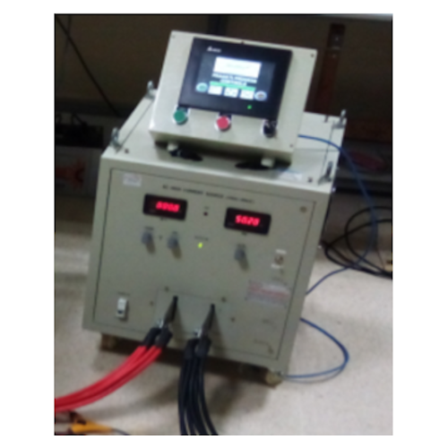 AC current source (500A)