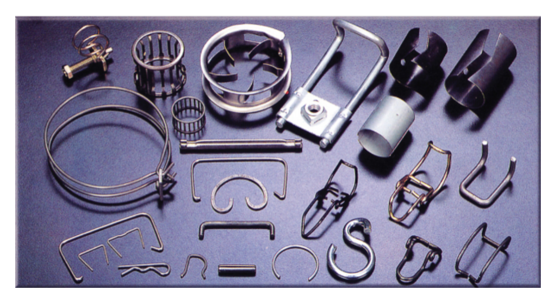 Parts For Construction & Industries
