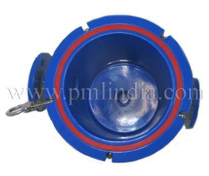 Magnetic filter PTFE Coating inner view