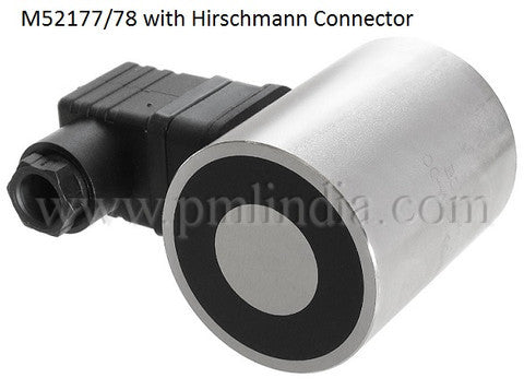 M52177/78 with Hirschmann Connector