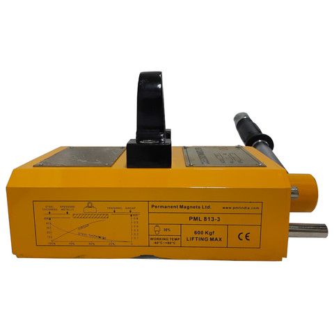 Double Circuit Magnetic Lifter