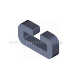 C8-6.25-8  Laminated, Soft Ferromagnetic Automotive C-Shaped Core