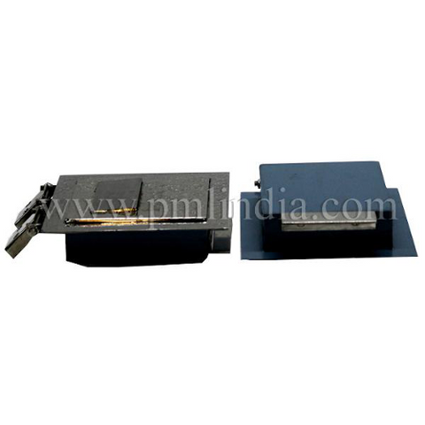 Magnetic plate square type