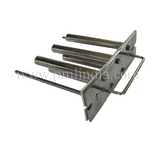 Square-type-single-drawer-grill-2