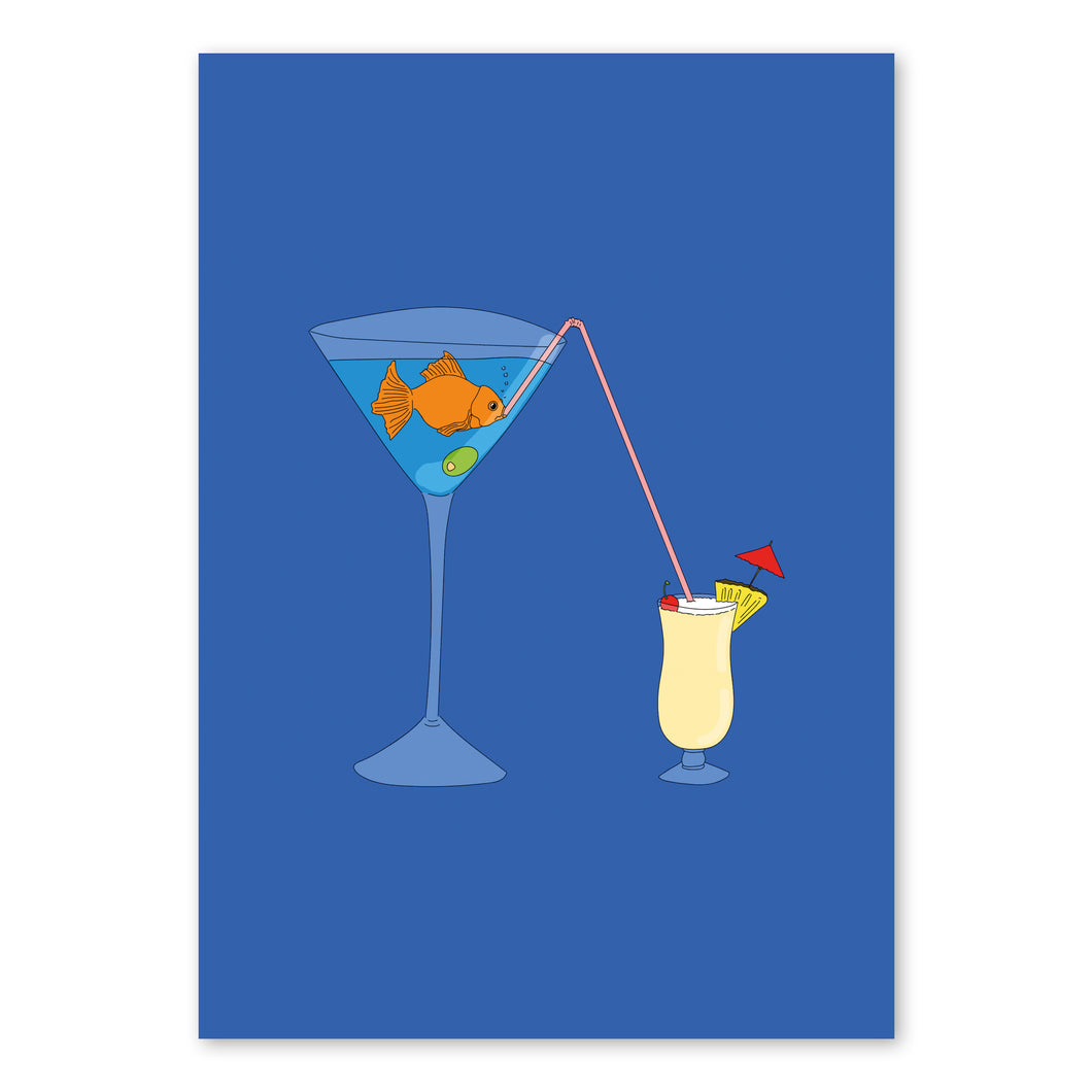 Fineart Print - Cocktails