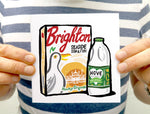 Brighton & Hove Variety Cards - Pack 4