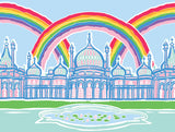 Royal Pavilion Rainbows