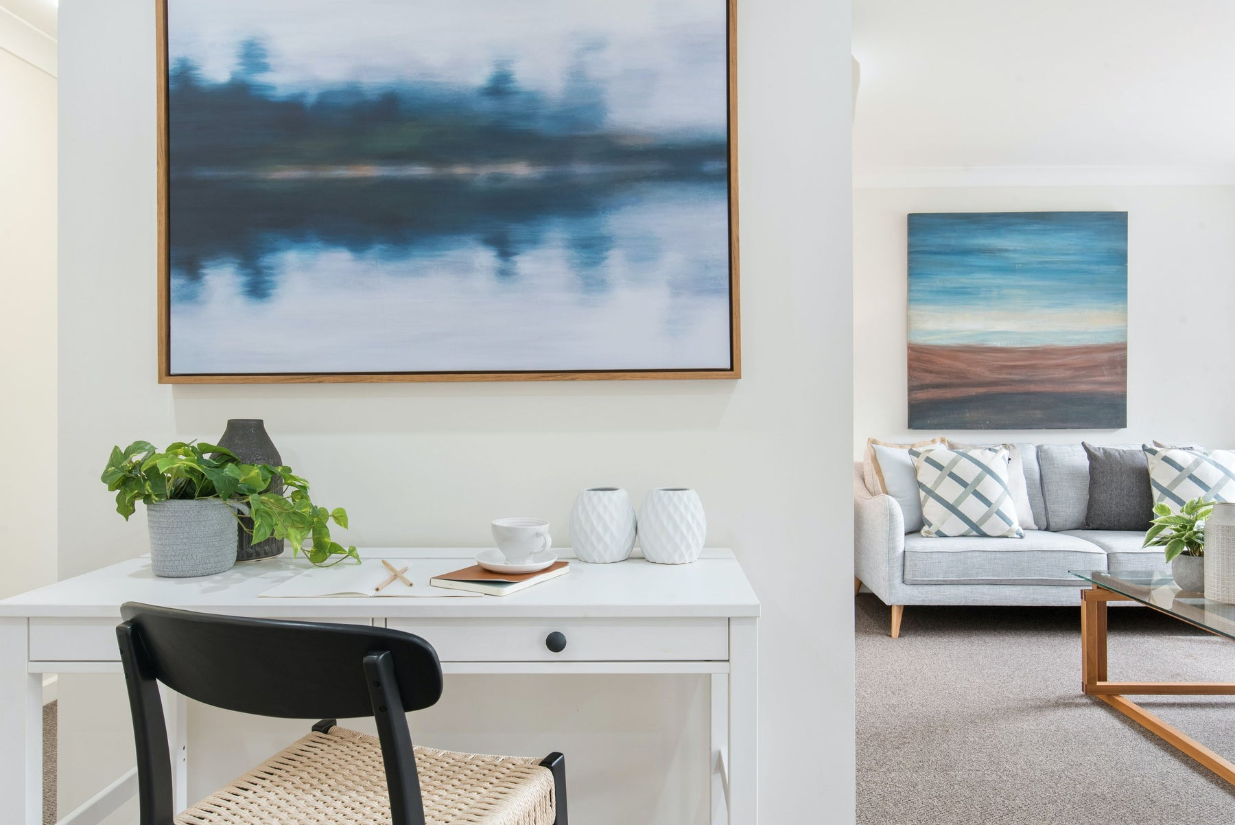 How to add art to your space