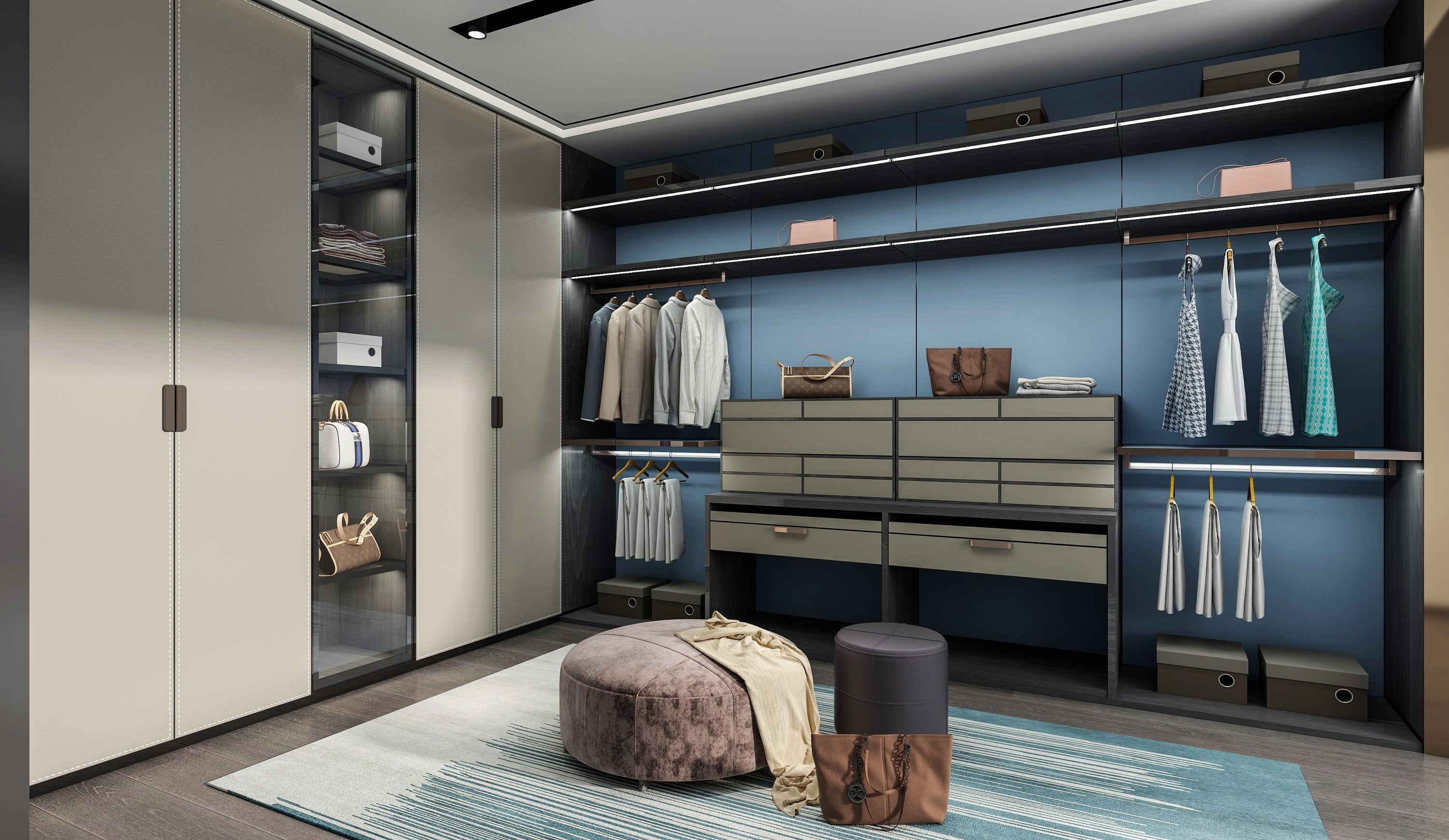 Canvas A - Wardrobe