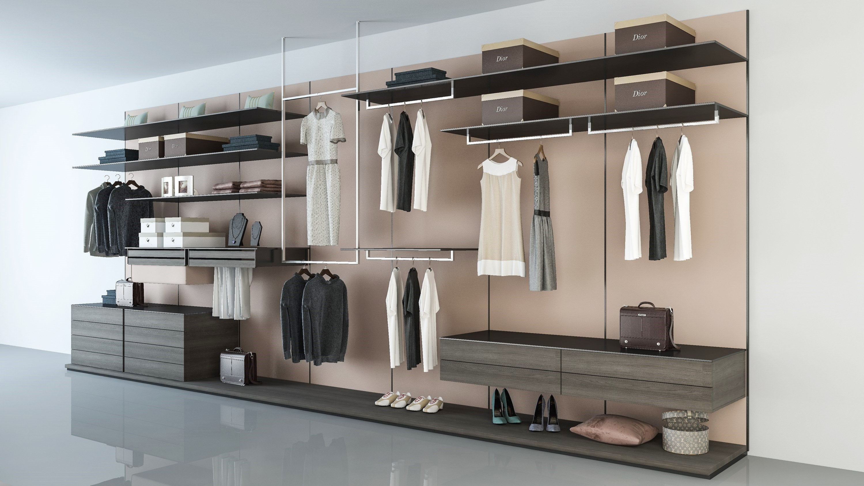 Canvas C - Wardrobe
