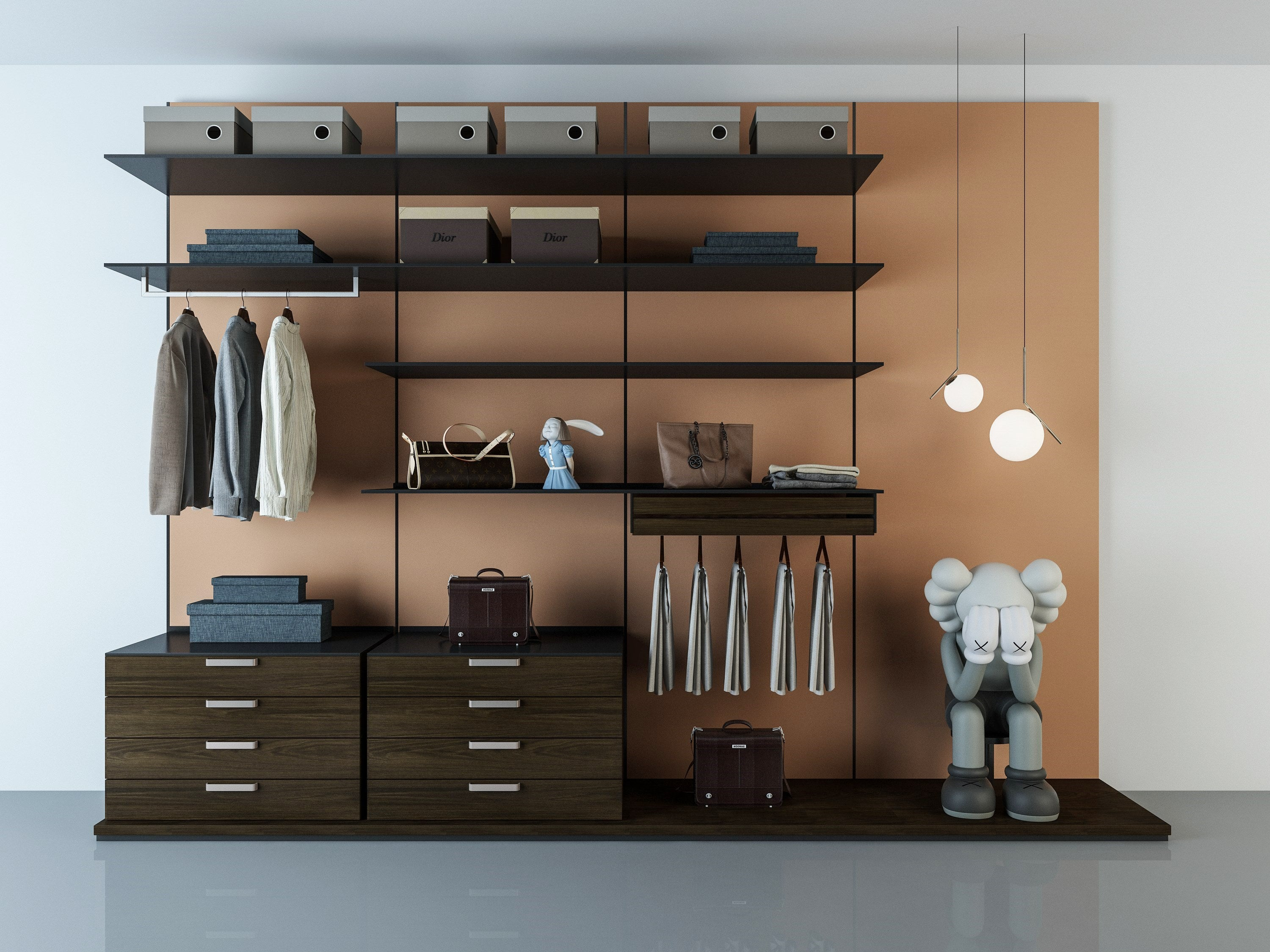 Canvas D - Wardrobe