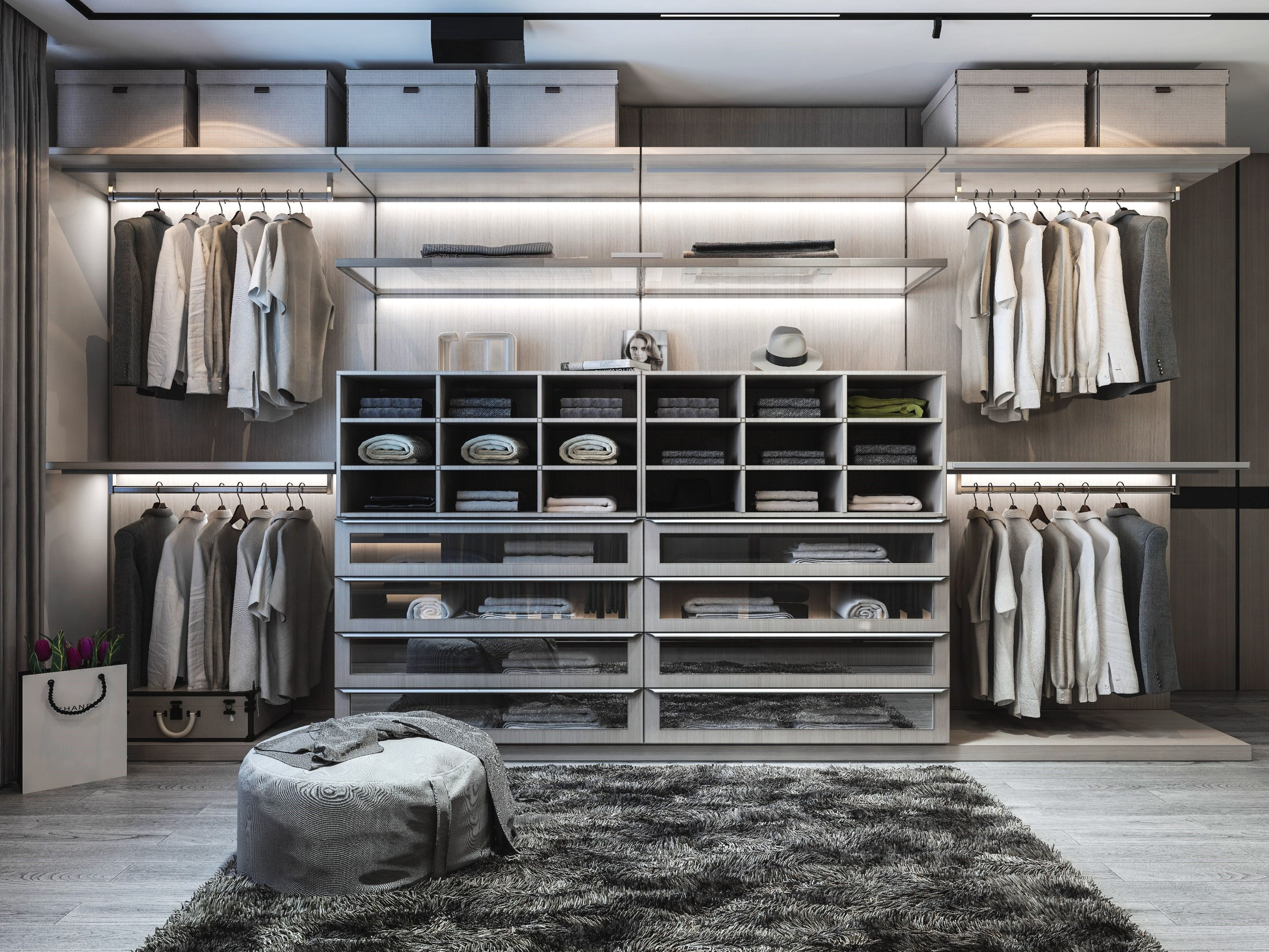 Canvas E - Wardrobe