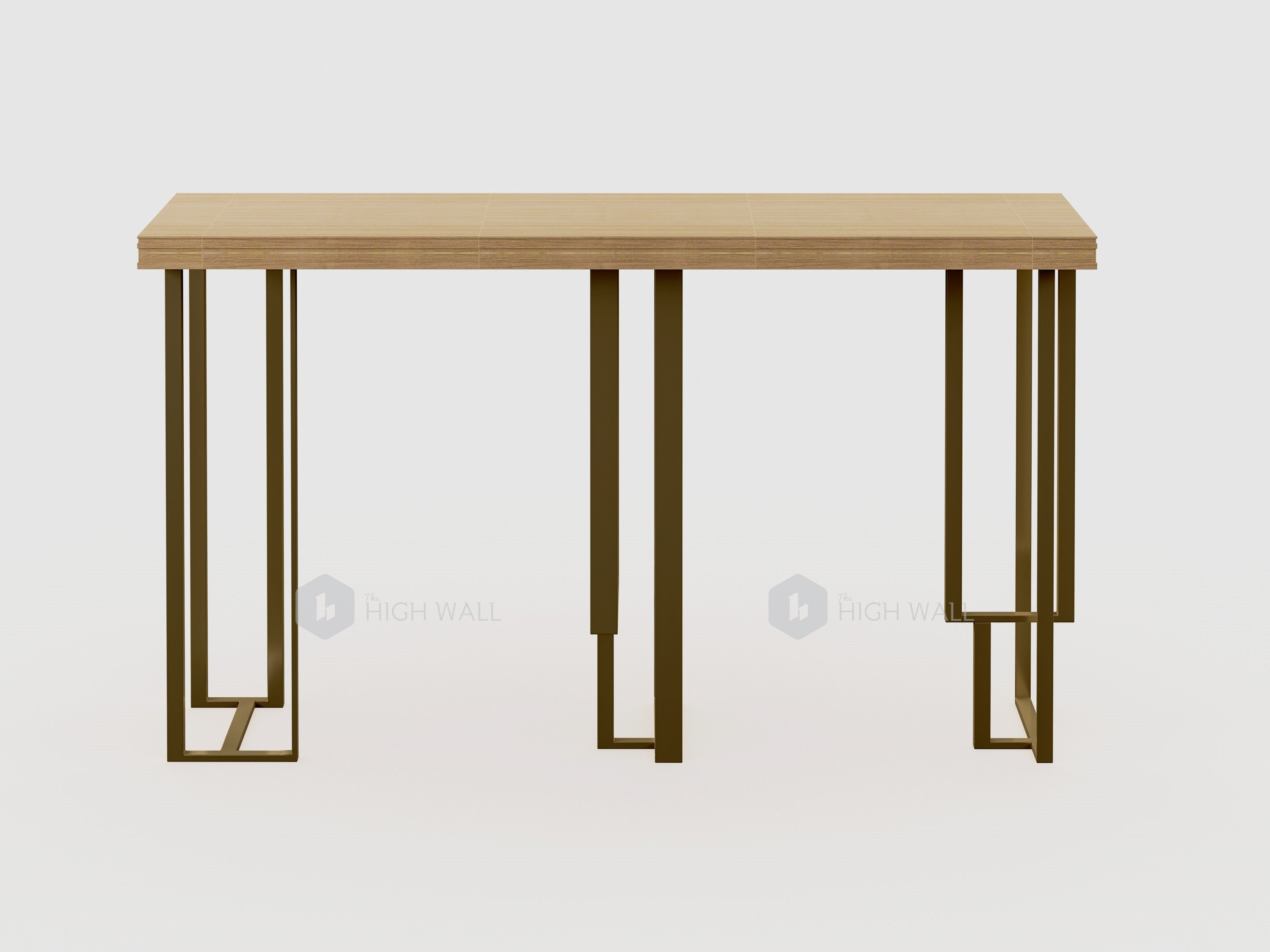 Cresent - Console Table