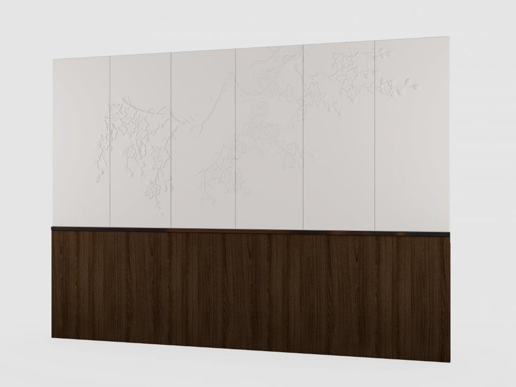 Hemlock - Wall Panels