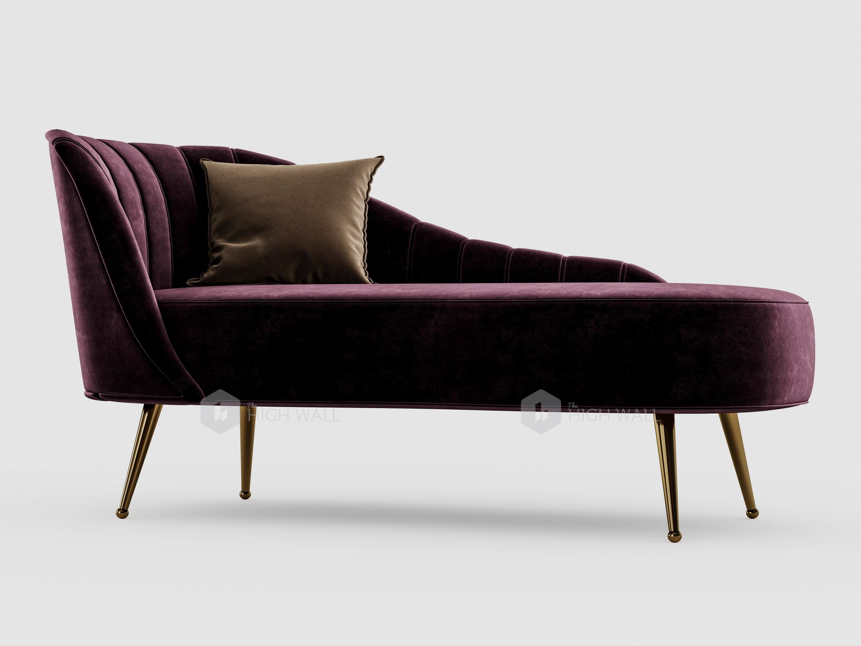 Quendel - Chaise Lounge