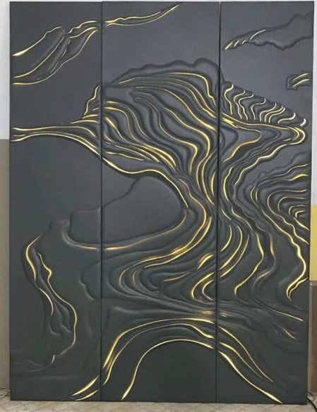 Ripple - Wall Panels