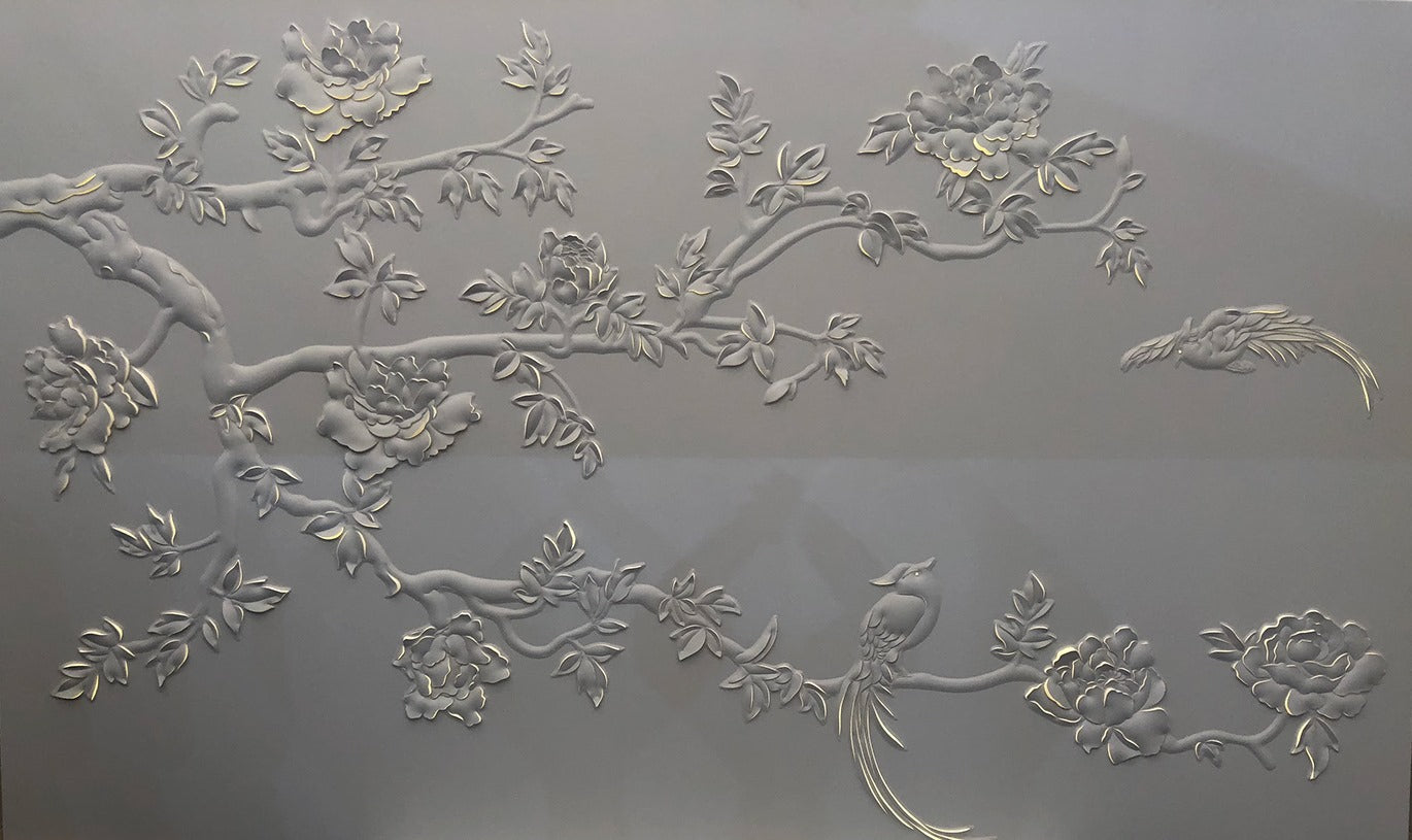 Rose - Wall Panels