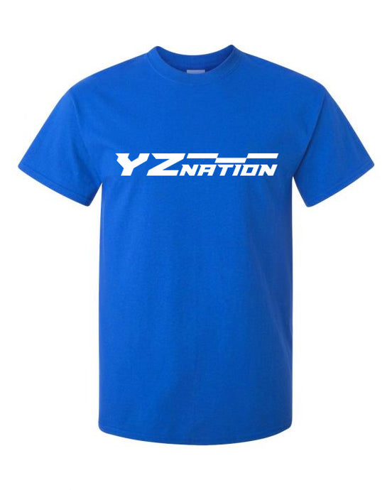 YZnation Blue Shirt