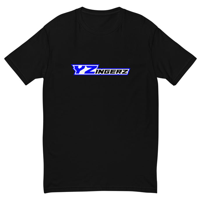 YZingerz 'Black & Blue' Shirt